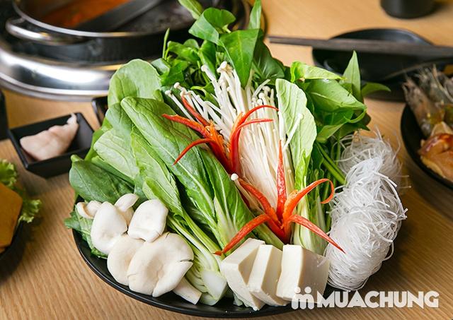 Buffet nướng lẩu Thái BBQ Lê Văn Lương menu VIP - 22