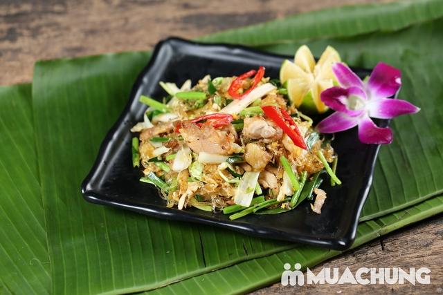 Buffet nướng lẩu Thái BBQ Lê Văn Lương menu VIP - 29