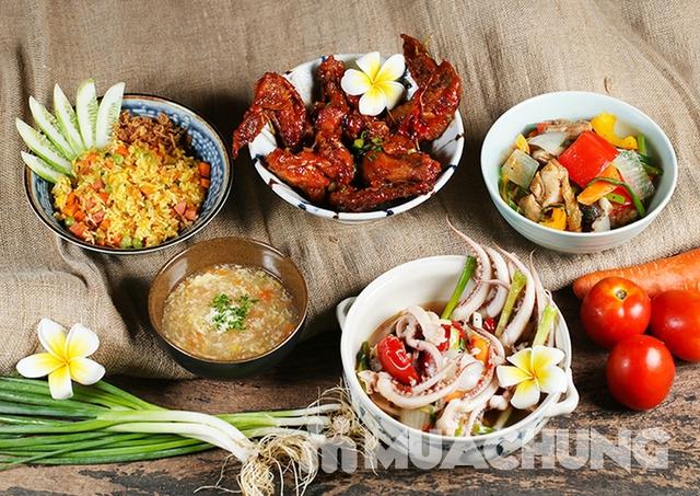 Buffet nướng lẩu Thái BBQ Lê Văn Lương menu VIP - 26