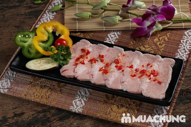 Buffet nướng lẩu Thái BBQ Lê Văn Lương menu VIP - 13