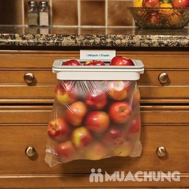 Giỏ rác thông minh kèm 01kg túi đựng - 6
