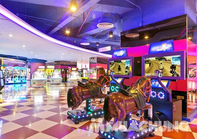 Khám phá khu vui chơi trẻ em tại Amazing Town - 25