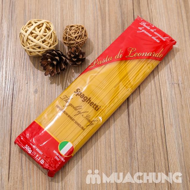 3 gói Mỳ spaghetti Pasta Di Leonardo nhập khẩu Ý - 1