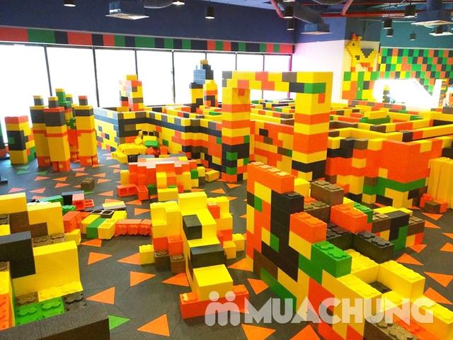 Khám phá khu vui chơi trẻ em tại Amazing Town - 21