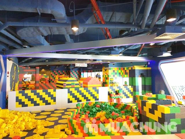 Khám phá khu vui chơi trẻ em tại Amazing Town - 22