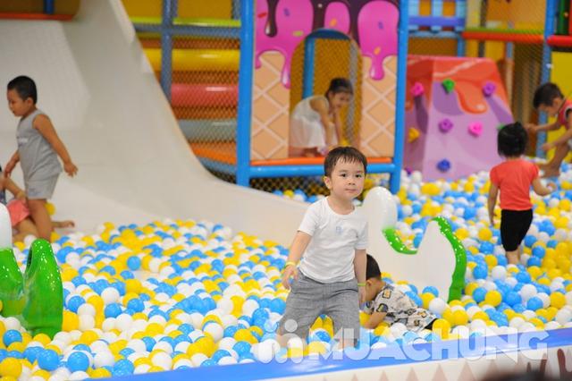Khám phá khu vui chơi trẻ em tại Amazing Town - 19