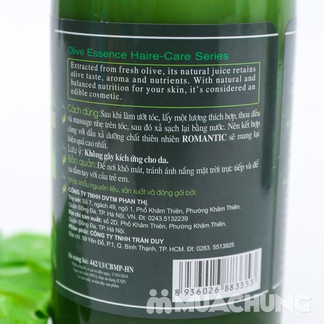 Bộ dầu gội & xả Olive Romantic 750ml/ chai - 12