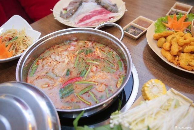 Set lẩu Thái chua cay tại NH Bangkok Thai Cuisine - 2