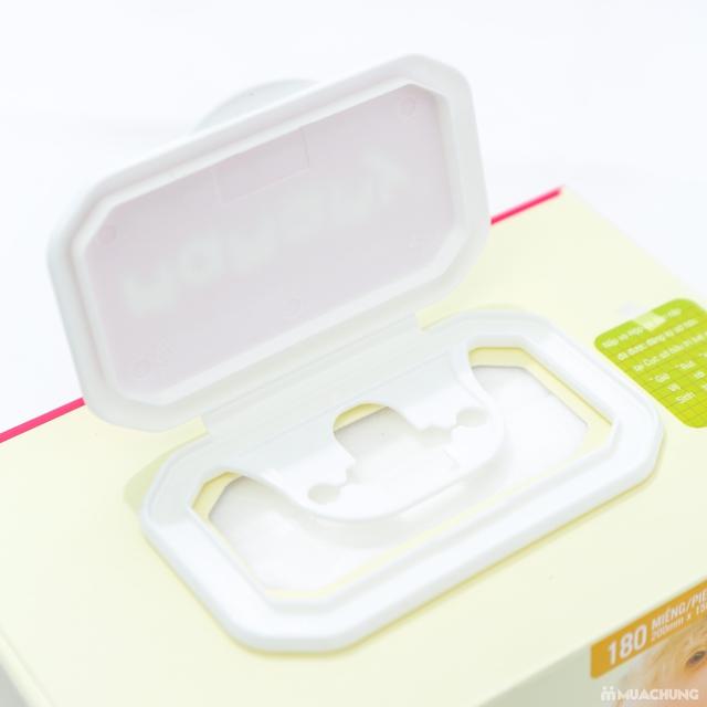 03 hộp khăn cotton đa năng Mamamy (180 tờ/1 hộp) - 10