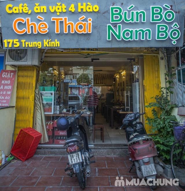 Voucher ăn chè thỏa thích tại Nhà hàng Chè 4 Hào - 1