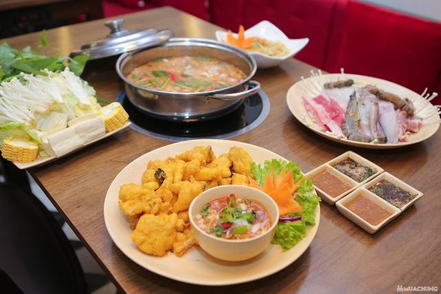 Set lẩu Thái chua cay tại NH Bangkok Thai Cuisine - 1