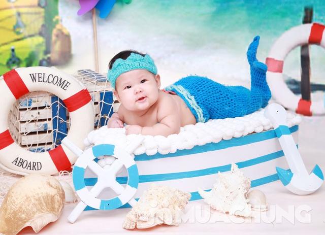 Lưu giữ khoảnh khắc ấu thơ của bé với Chibi Studio - 4