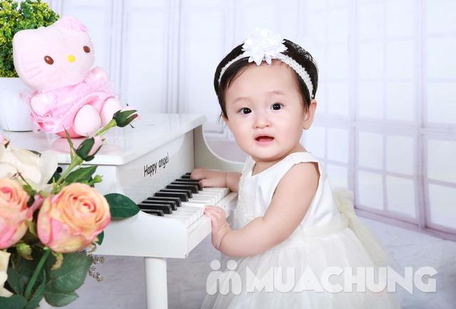 Lưu giữ khoảnh khắc ấu thơ của bé với Chibi Studio - 6