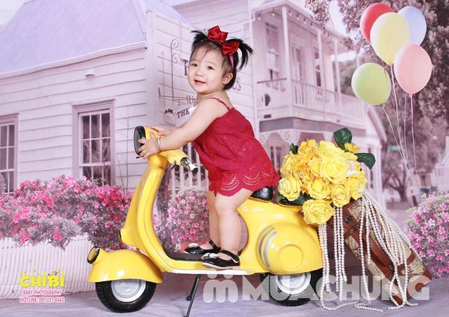 Lưu giữ khoảnh khắc ấu thơ của bé với Chibi Studio - 8