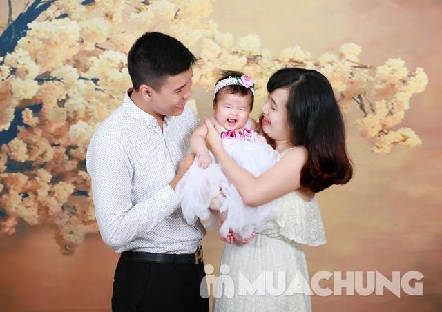Lưu giữ khoảnh khắc ấu thơ của bé với Chibi Studio - 11