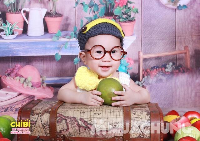 Lưu giữ khoảnh khắc ấu thơ của bé với Chibi Studio - 7
