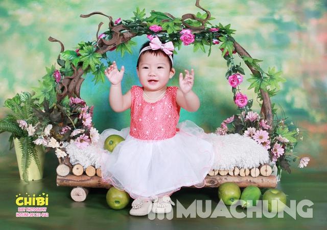 Lưu giữ khoảnh khắc ấu thơ của bé với Chibi Studio - 9