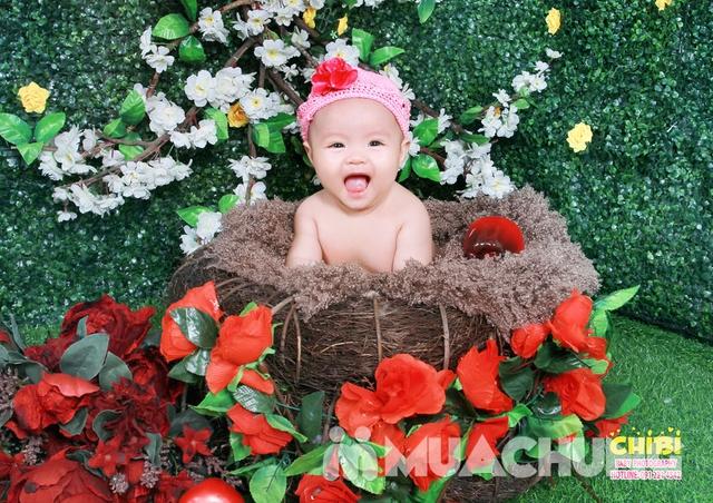 Lưu giữ khoảnh khắc ấu thơ của bé với Chibi Studio - 3