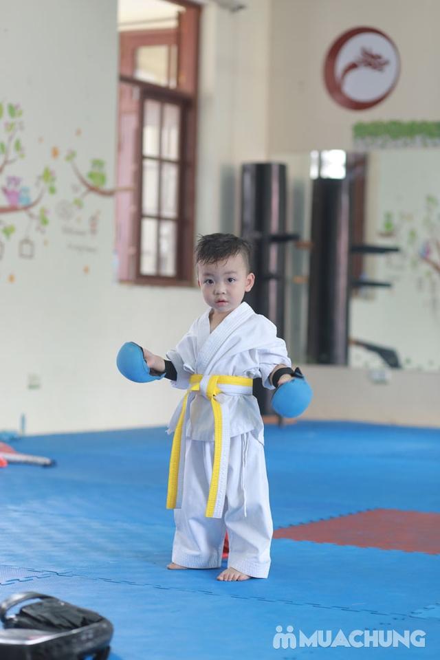 Khóa học Karatedo tại Hệ thống Võ Thuật Ngự Long - 4