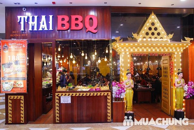 Buffet nướng lẩu menu VIP Thái BBQ Times City - 3