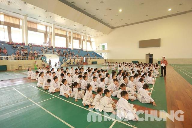 Khóa học Karatedo tại Hệ thống Võ Thuật Ngự Long - 21