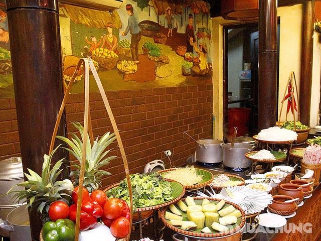 Buffet Việt - Hồn Ẩm Thực Việt Giữa Lòng Hà Nội - 43