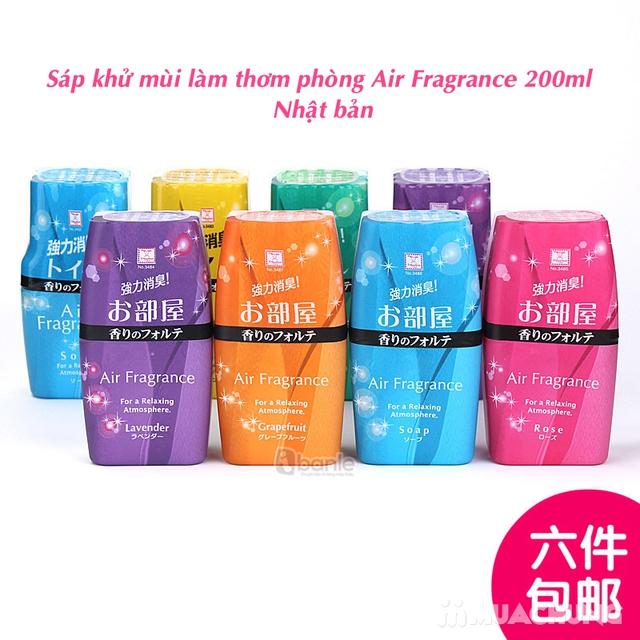 Hộp khử mùi làm thơm phòng Air Fragrance - 4