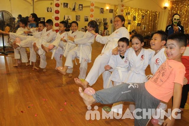 Khóa học Karatedo tại Hệ thống Võ Thuật Ngự Long - 15