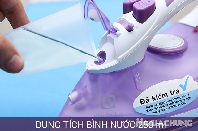 Bàn ủi hơi nước Electrolux ESI4015 - 12