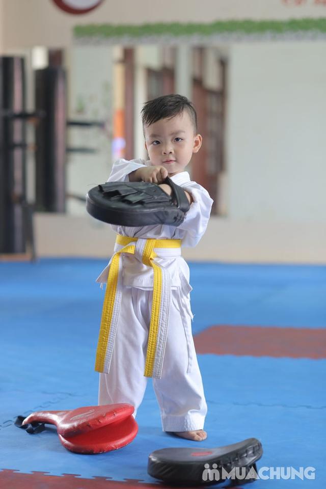 Khóa học Karatedo tại Hệ thống Võ Thuật Ngự Long - 8