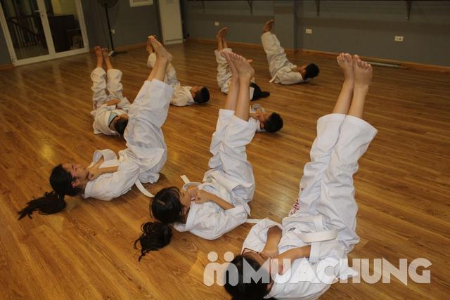 Khóa học Karatedo tại Hệ thống Võ Thuật Ngự Long - 3