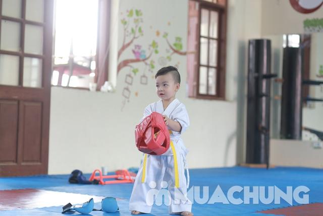 Khóa học Karatedo tại Hệ thống Võ Thuật Ngự Long - 5