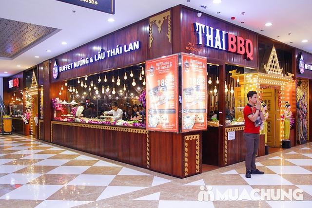 Buffet nướng lẩu cao cấp Thái BBQ Times City - 2