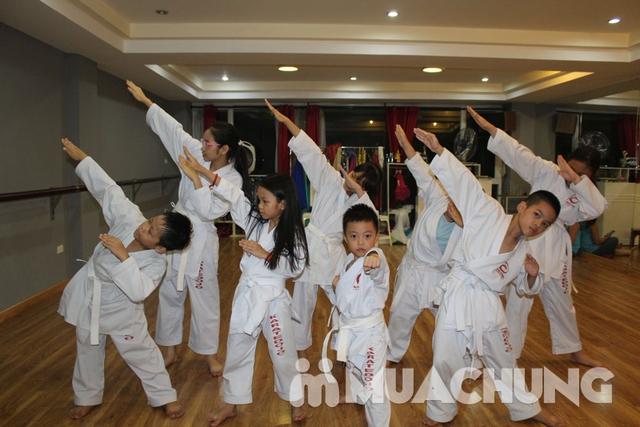 Khóa học Karatedo tại Hệ thống Võ Thuật Ngự Long - 2