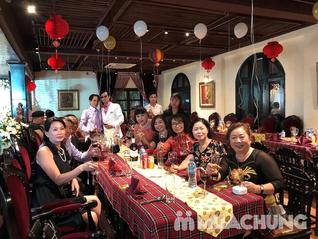 Buffet Việt - Hồn Ẩm Thực Việt Giữa Lòng Hà Nội - 65