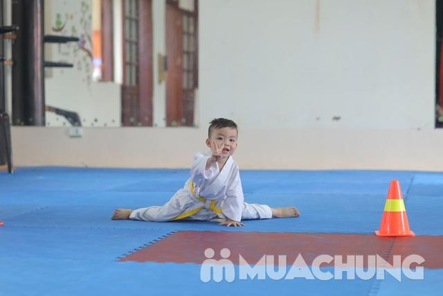 Khóa học Karatedo tại Hệ thống Võ Thuật Ngự Long - 9
