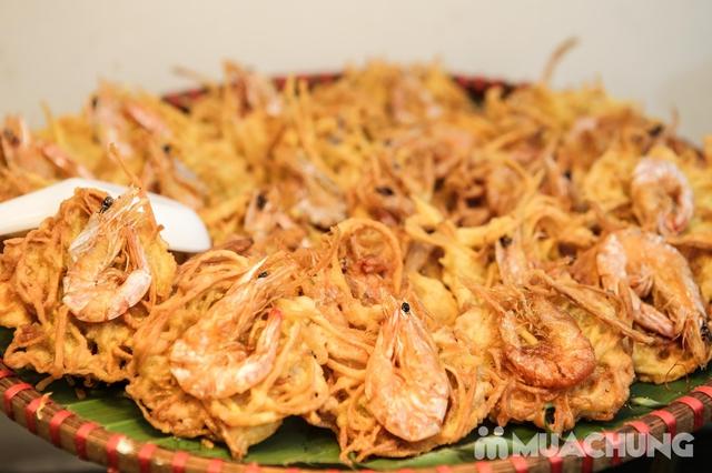 Buffet Việt - Hồn Ẩm Thực Việt Giữa Lòng Hà Nội - 37