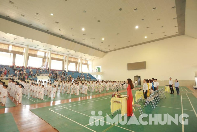 Khóa học Karatedo tại Hệ thống Võ Thuật Ngự Long - 24