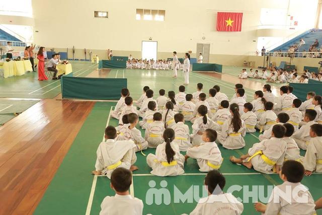 Khóa học Karatedo tại Hệ thống Võ Thuật Ngự Long - 23