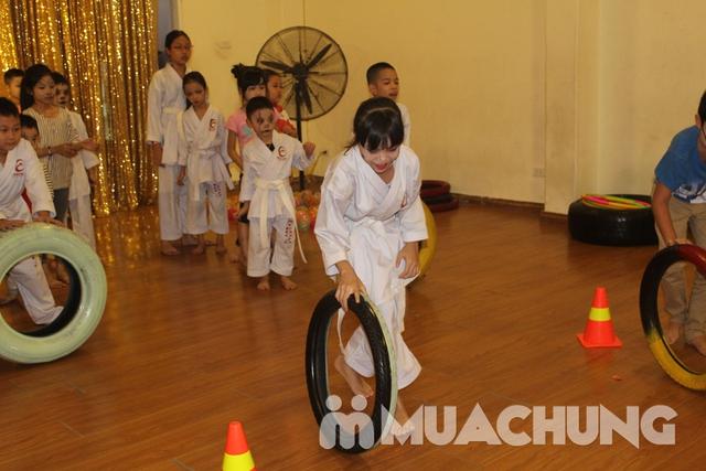Khóa học Karatedo tại Hệ thống Võ Thuật Ngự Long - 14