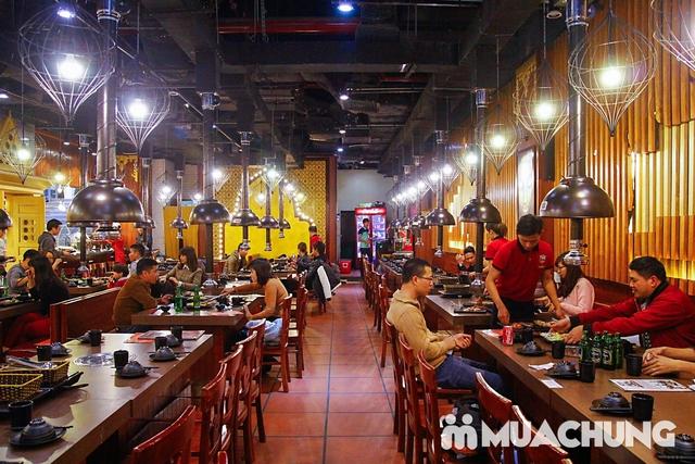Buffet nướng lẩu menu VIP Thái BBQ Times City - 4