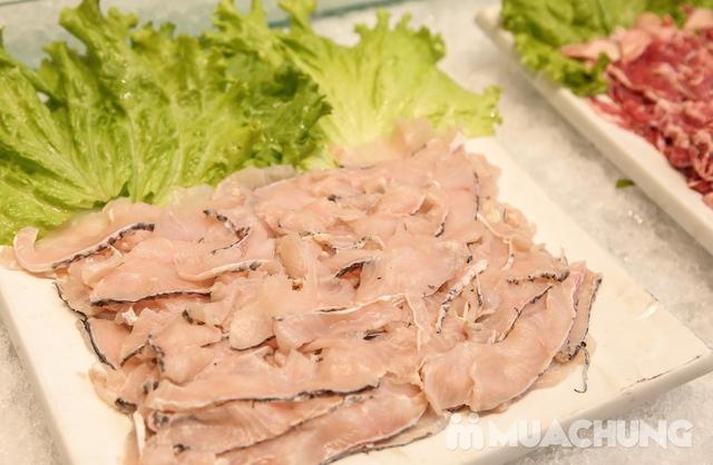 Buffet Việt - Hồn Ẩm Thực Việt Giữa Lòng Hà Nội - 40