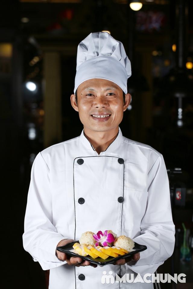 Buffet nướng lẩu menu VIP Thái BBQ Times City - 7