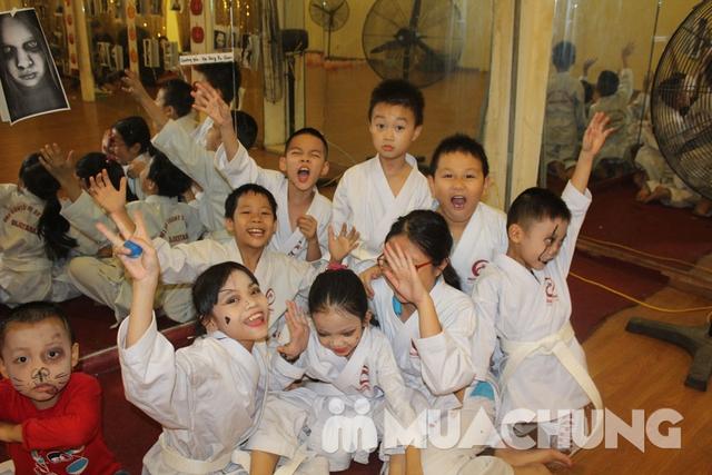 Khóa học Karatedo tại Hệ thống Võ Thuật Ngự Long - 12