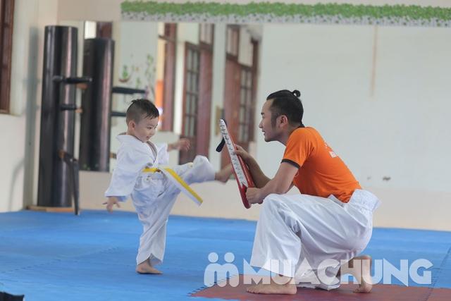 Khóa học Karatedo tại Hệ thống Võ Thuật Ngự Long - 7