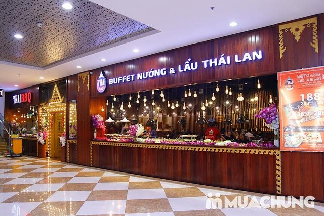 Buffet nướng lẩu menu VIP Thái BBQ Times City - 1