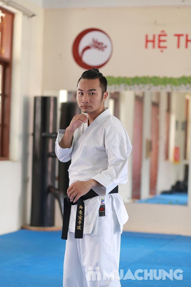 Khóa học Karatedo tại Hệ thống Võ Thuật Ngự Long - 1