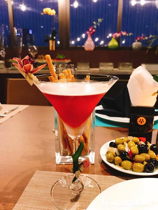 Set ăn hải sản phong cách Âu + đồ uống đẳng cấp 4* Nhà hàng Authentic Panorama - 8