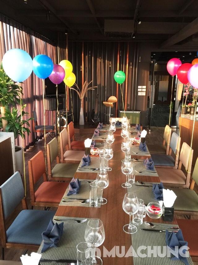Set ăn hải sản phong cách Âu + đồ uống đẳng cấp 4* Nhà hàng Authentic Panorama - 3
