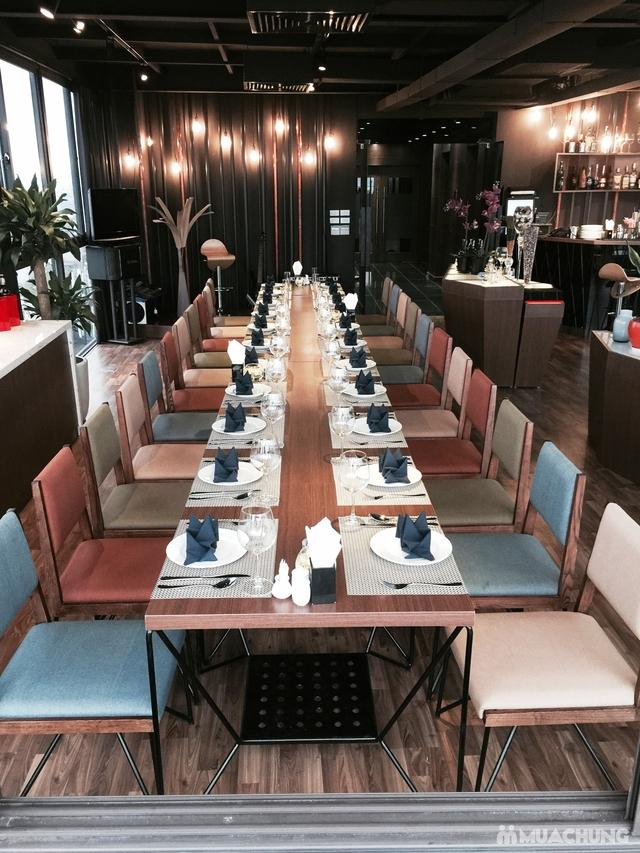 Set ăn hải sản phong cách Âu + đồ uống đẳng cấp 4* Nhà hàng Authentic Panorama - 2